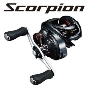 シマノ(SHIMANO) NEWスコーピオン (Scorpion) 70HG RIGHT (ベイトリール 右ハンドル)|yfto
