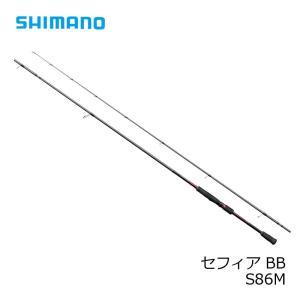 シマノ 18 セフィア BB  S86M /エギングロッド yfto