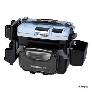 シマノ フィクセルライトゲーム スペシャルII 90 ブラック 9L yfto
