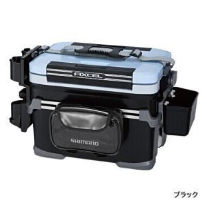 シマノ フィクセルライトゲーム スペシャルII 170 ブラック 17L yfto