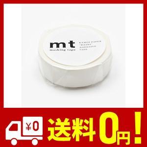カモ井加工紙 マスキングテープ マットホワイト MT01P208|yggdrasilltec