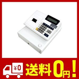 CLOVER 軽減税率/複数税率対応 JET-100CHR 普通紙 小型レジスター (ドロア分離型 2札6コイン 電池駆動可)|yggdrasilltec