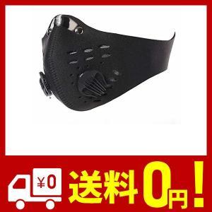Acoretto 低酸素マスク トレーニング用 肺活量 強化 ダストフィルター 取り外し可能 洗える マジックテープ式|yggdrasilltec