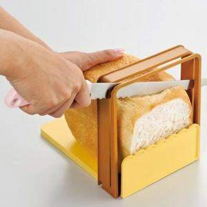 貝印 包丁 パン切りナイフ&ガイドセット AC-0059