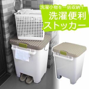 ベランダストッカー 洗濯便利ストッカー ブラウン ( ベランダ収納ボックス 屋外ストッカー )|yh-beans