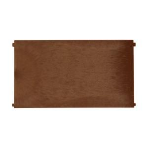 ブリックス 9103 仕切り板 2枚組 ブラウン (ワイドL用)
