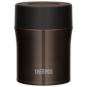 サーモス スープジャー 真空断熱フードコンテナー JBM-500 ブラック