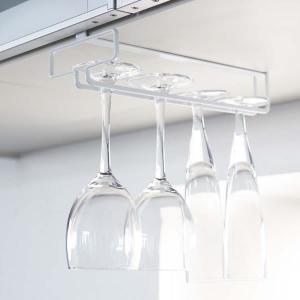 ■使いやすくどんなシーンにも合わせやすいキッチンシリーズ ワイングラスやシャンパングラスなどが掛けて...