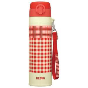 サーモス 水筒 550ml 真空断熱ケータイマグ JNT-550 レッドオレンジ(R-OR)