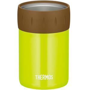 サーモス ビール缶 保冷缶ホルダー 350ml缶用 ライムグリーン JCB-352