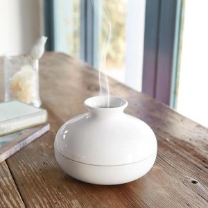 ■北欧テイストのナチュラルな「蚊取り用ポット」 北欧テイストのナチュラルなデザインが魅力の「蚊取り用...