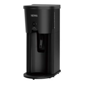 サーモス 真空断熱ポット コーヒーメーカー 630ml ブラック(BK) ECJ-700 yh-beans 06