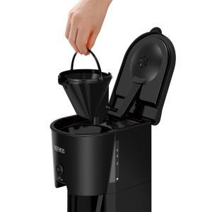 サーモス 真空断熱ポット コーヒーメーカー 630ml ブラック(BK) ECJ-700 yh-beans 09