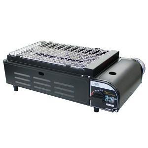 ■焼肉や海鮮焼きが、ガスコンロで焼き上がり 手軽に網焼きバーベキューが出来る卓上カセットコンロ。 ■...