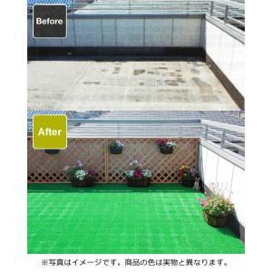 人工芝 ジョイント 日本製 コンドル 若草ユニ...の詳細画像2