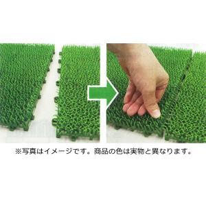 人工芝 ジョイント 日本製 コンドル 若草ユニ...の詳細画像3