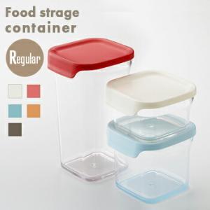 リベラリスタ キャニスター レギュラー 8080-8127【 保存容器 プラスチック 調味料 】|yh-life-inc