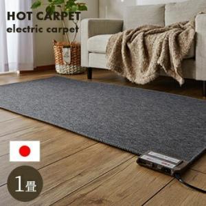 ホットカーペット 1畳 本体 88x176cm 電気カーペット 1帖 送料無料|yh-life-inc