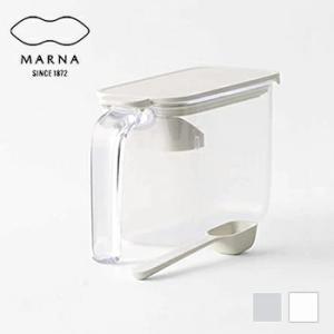 調味料ポット  調味料入れ 調味料ストッカー 砂糖 塩 保存容器 マーナ LF510B07b000 yh-life-inc