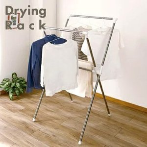 物干しスタンド 室内 ステンレス X型 物干し 室内物干し もの干し ものほし 送料無料|yh-life-inc