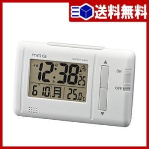 電波時計ファルツ T-692 WH-Z 時計 おしゃれ 送料無料 LF656B02b000|yh-life-inc