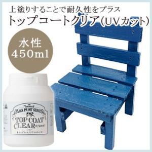 ミルクペイントトップコートクリア450mlLF675B51b000 yh-life-inc