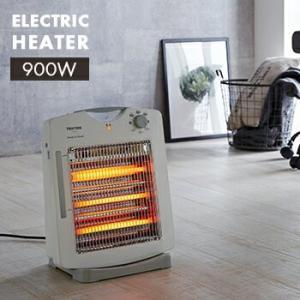 電気ストーブ 遠赤外線ヒーター TS-902S-W  【 暖房器具 テクノス TEKNOS 】