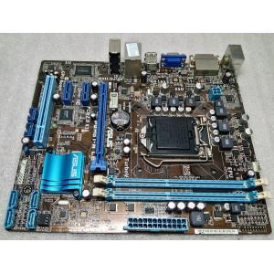 中古品純正Asus P8H61-M LE H61 マザーボード LGA1155 DDR3