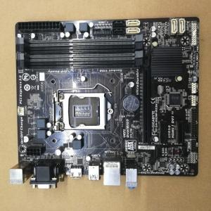 【中古美品】純正Gigabyte B85M-DS3H マザーボード Intel B85 LGA 1150 Micro ATX