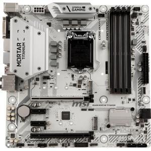 新品 MSI B360M MORTAR TITANIUM マザーボード Intel B360 LGA 1151 Micro ATX DDR4