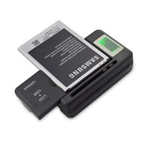 送料無料 端子スライド型 マルチバッテリー充電器 IS03・ギャラクシーs2 s3 s4 エクスペリ...