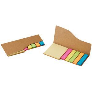 付箋(小)×5(各約40枚)、付箋(大)×1(約40枚)、デスク周りの必需品。 名入れの範囲の広い、...