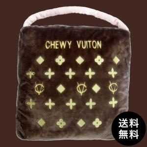Dog Diggin Designs(ドッグディギンデザインズ)Chewy Vuiton BED, Brown ykozakka