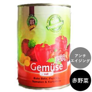 Schecker(シェーカー社)赤野菜|ykozakka