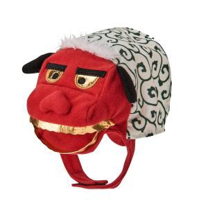 WEB限定30%OFF Everydayholiday 獅子舞被り帽子 Sサイズ|ykozakka