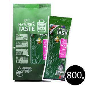 NATURE'S TASTE(ネイチャーズテイスト ) ラム&ダック&フィッシュ 800g(200g×4)|ykozakka
