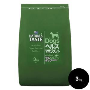 NATURE'S TASTE(ネイチャーズテイスト ) ラム&ダック 3kg 送料無料|ykozakka