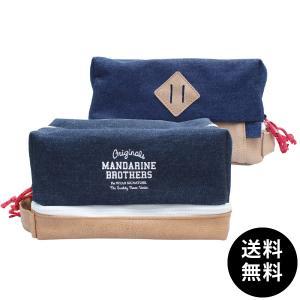 SALE50%OFF Mandarine brothers(マンダリンブラザーズ)Walking Kit デニム ゆうパケット送料無料|ykozakka