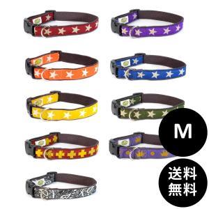 earthdog(アースドッグ) decorative hemp adjustable collars Mサイズ 中型犬, 大型犬用 送料無料|ykozakka