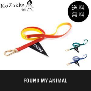 FOUND MY ANIMAL ファウンドマイアニマル リード フラッグ カラー コットン 犬 猫 おしゃれ セレブ インポート 輸入 送料無料|ykozakka