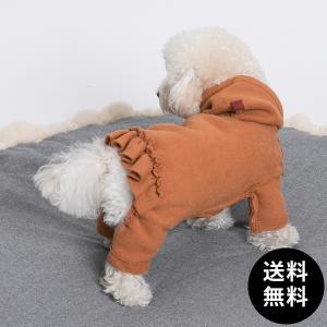 SALE20%OFF louisdog(ルイスドッグ)Fleece Romper S,SM,M,Lサイズ ゆうパケット送料無料|ykozakka