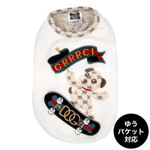 LunaBlue(ルナブルー)GRRRCI DOG SKATEBOARD TANK グルルッチスケートボードタンク XS, S, M, L, XLサイズ ゆうパケット送料無料 ykozakka