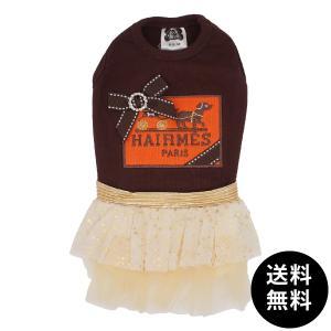 LunaBlue(ルナブルー)Hairmes Dog Dress XS, S, M, Lサイズ 送料無料|ykozakka