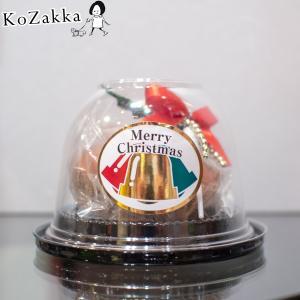 クリスマスカップケーキ 犬 おやつ クリスマス|ykozakka