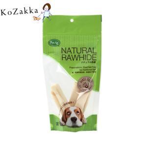 PetAg ペタッグ ナチュラル・フラットロール 犬 おやつ 牛皮 無添加 無着色|ykozakka