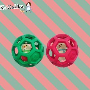 犬 おもちゃ ラテックス クリスマス X'mas ホーリーローラーボール プラッツ platz|ykozakka