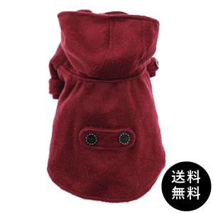SALE 40%OFF 犬 ジャケット コート トワエモア toietmoi クラシカルな雰囲気が漂うオーバーコート シャギーコート 服|ykozakka