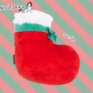 犬 おもちゃクリスマス xmas 長靴知育トイ ぬいぐるみ 笛入り|ykozakka
