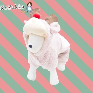 犬 猫 ペット クリスマス x'mas クリスマストナカイ 服 ねこ ネコ 仮装 コスプレ コスチューム|ykozakka