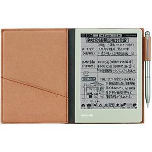 シャープ 電子ノート ブラウン系 WG-S30-Tの関連商品7